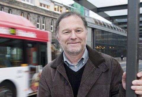 Oddmund Sylta går av som Skyss-direktør.