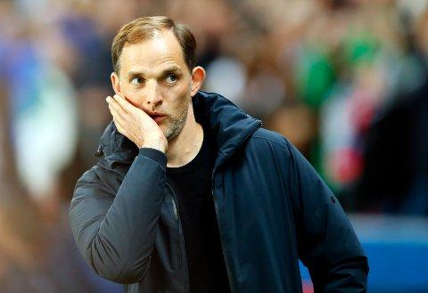 PPSG's manager Thomas Tuchel herjes av skader og karantener i sitt lag foran kveldens hengekamp i Ligue 1 borte mot Nantes.