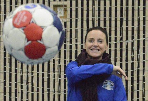 Sølvi Hylleseth deltok på sin første Fyllingen-trening på torsdag.. Foto: BA-arkiv