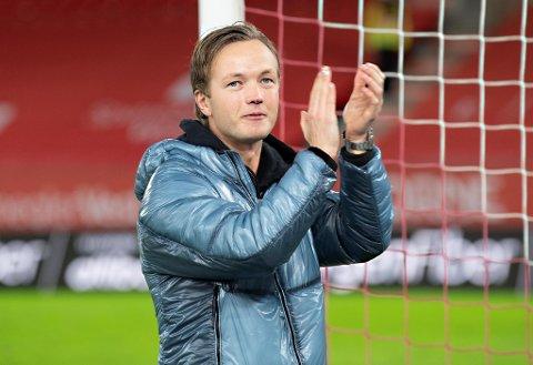 I desember i fjor takket Fredrik Haugen (29) for seg etter ti år i Brann. Søndag returnerer han som Stabæk-spiller. – Jeg har mange gode minner. Karrieren har  inneholdt alt fra de dypeste daler til noen ganske store oppturer, sier bergenseren.