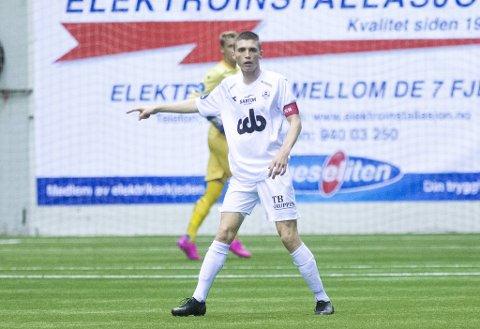 Brann-stopperen Vegard Skeie var på utlån til Øygarden på slutten av fjorårssesongen. Nå blir det et nytt opphold i strileklubben.