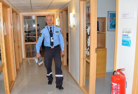 VOLD: – Vi kommer til ha ekstra fokus på ungdomsmiljøet i Åmot i tiden framover, sier  politiets etterforskningsleder Bent Øye.