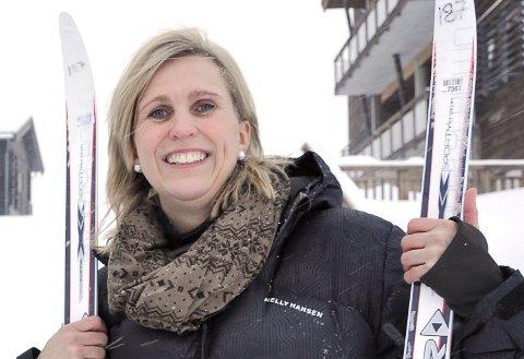 NY JOBB: Marianne Skjetne Bøe begynte som administrasjonskoordinator i Buskerud Næringshage 1. februar.