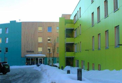 Studentboligene i Strømsgata 4-6 er nominert til årets Byggeskikkpris.