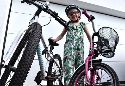 Med Live Thorsen som Chief of fun i Trysil denne helgen blir det alt fra sykkelkonkurranser der barna lar de voksne vinne til rosa mat på menyen og en dag der de voksne bare får svare ja!