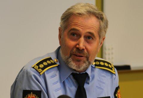 Arne Johannessen er leiar for politiet i Sogn og Fjordane. Han meiner at viss folk opplever at dei blir fråtekne all ære, er det fullt mogleg å anmelde det.