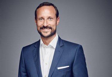 KJEM I SEPTEMBER: Kronprins Haakon kjem til Florø 16. september.
