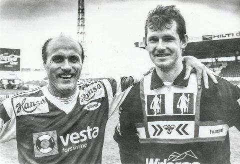 Atle Torvanger frå Bremanger og Steinar Hopen frå Eikefjord spelte begge på høgaste nivå nasjonalt.