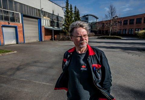 Klubbleder på Jøtul, Arild Johannessen, har forståelse for at ledelsen ikke kunne gjøre  noe annet enn å permittere.