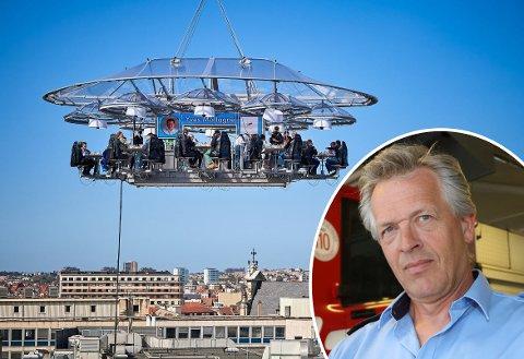 – Vi trenger en god sikkerhetsvurdering før vi kan godkjenne arrangementet i Gamlebyen, sier varabrannsjef Per Svanæs