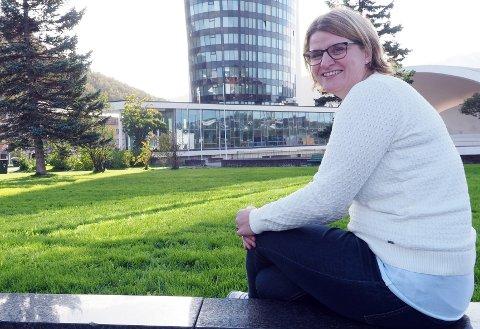 VIL PÅ STORTINGET: Lørdag er det nominasjonsmøte i Nordland Høyre. Narvik Høyre har jobbet for å samle mest mulig støtte for å få Marianne Dobak Kvensjø inn på en sikker andreplass på stortingsvalglisten.