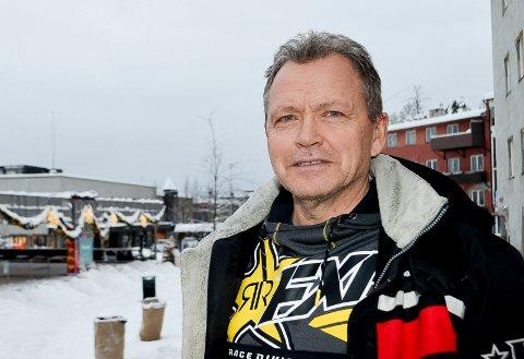 KLART MÅL: Rune Vangen har et klart mål om å etablere snøscooterleder fra Elverum til Trysil og Våler.