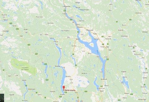 Frøningen i 30-åra ble stanset da han kjørte båt i ruspåvirket tilstand ved en campingplass ved Randsfjorden.