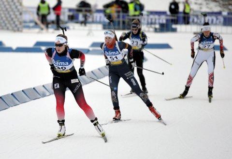 skiskyting pokljuka