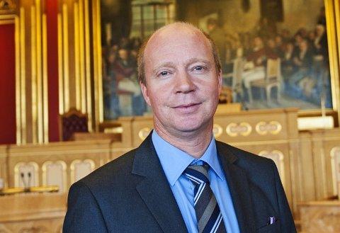Kandidat: Venstres Ketil Kjenseth leder Stortingets miljøvernkomité. Blir han Innlandets første statsråd siden Høyre og Frp overtok makta i 2013?