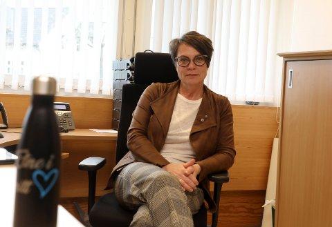 ORDFØRER: Mette Heidi Bergsvåg Ekrheim i Etne kommune