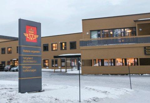 Statens vegvesen i Mosjøen