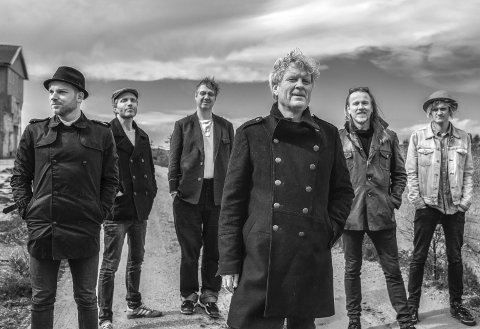 KOMMER: Vamp skal spille på Alta Soul & Bluesfestival 2017. Foto: Presse