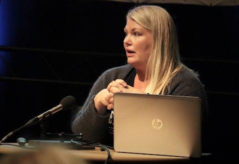 KOmmunalsjef for helse, Kirsten Toft informerte onsdag kommunestyret om hvordan administrasjonen jobber opp mot innbyggere som har krav på offentlige tjenester, som blant annet brukerstyrt personlig assistent.