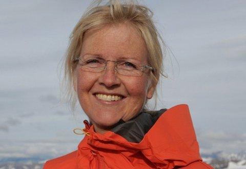 NY LEDER: Birgitte Sterud, leder i Viken Miljøpartiitet De Grønne. Sterud jobber som lege og kommer fra Moss.