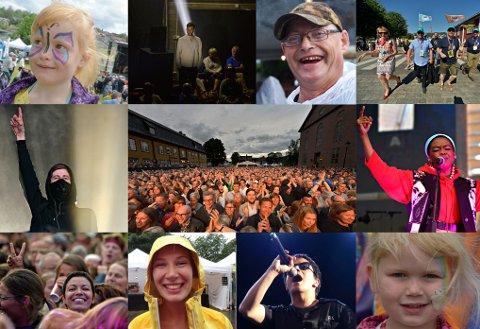 Tilbakeblikk: Jazzuka betyr mye liv i Kongsberg. Her har vi samlet noen av bildene.