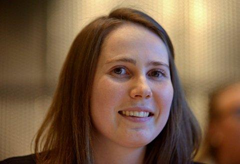 RÅDGIVER: Ingrid Nikoline Sand (Sp) blir politisk rådgiver.