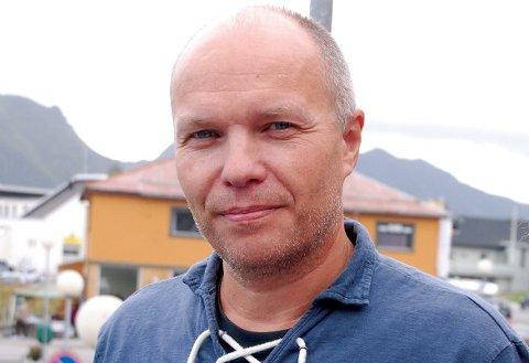 Karl Erik Nystad.