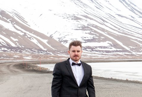 Kent Roar Nybø begynner som ny redaktør i Lofot-Tidende 14. januar.