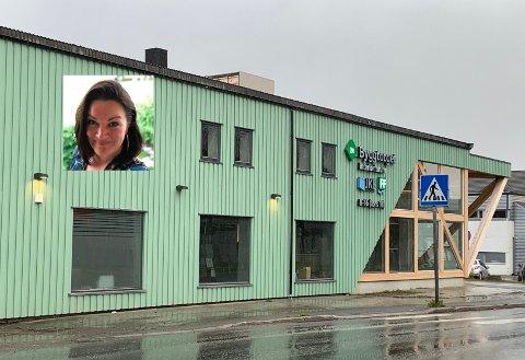 Marthe Vollan er daglig leder hos Byggtorget interiørforum.