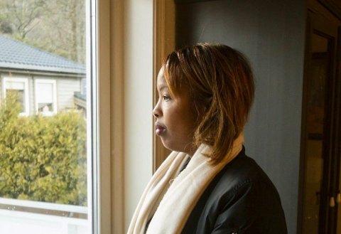 STATLIG OMSORGSSVIKT: Barnepsykolog mener vedtaket om å utvise Yasmin Kristensen er omsorgssvikt fra statens side.