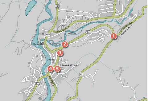 TILTAK: Statens vegvesen gjør flere endringer når det skal oppgraderes tunneler over Kvinesheia.