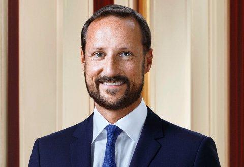 PÅ BESØK: Kronprins Haakon kommer til Flekkefjord torsdag 10. september.
