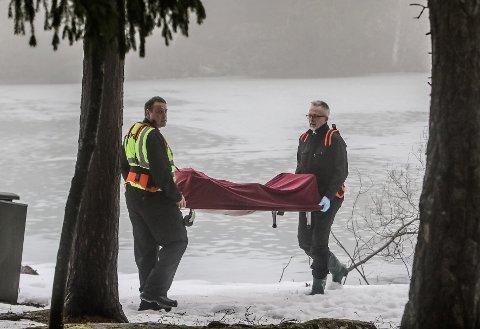Kvinne funnet død ved Mollbekktjernet
