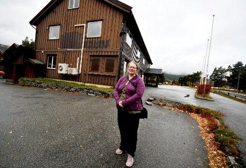 - Vi gleder oss veldig til å flytte inn, sier Benita Fugleslåen.