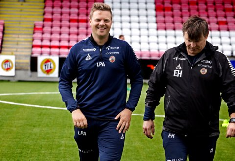 Lars Petter Andressen sier at han er forberedt på at også han kan bli offer for endringer når TIL skal ansette en ny hovedtrener, men sier han har fått signaler om at han skal få fortsette i sin rolle som assistenttrener.