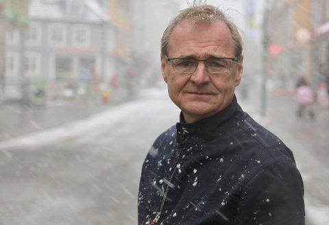 GIR SLIPP PÅ MILLIONAVTALE: Helse Nord-sjef Lars Vorland sier fra seg slutt sluttavtale verdt tre millioner. Årsaken er at den er i strid med statens retningslinjer.