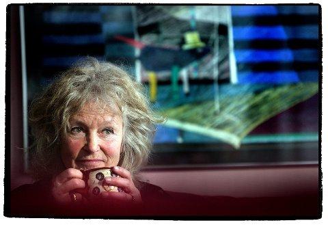 GIKK BORT: Marie Fangel sovnet inn nyttårsaften.