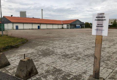 FRAFLYTTET: Ingen har flyttet inn i de tidligere Europris-lokalene på Vestad.