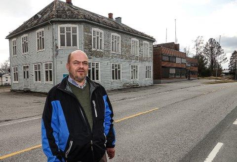 BRA INTERESSE: – Det var bra interesse og mange budgivere, forteller Per Håvard Tomterstad ved teknisk etat i Våler. Og nå er bygget Bjørke solgt.