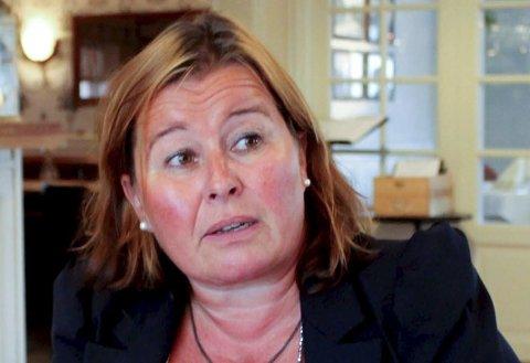 OVERRASKET: Bistandsadvokat Vibeke Hein Bæra.