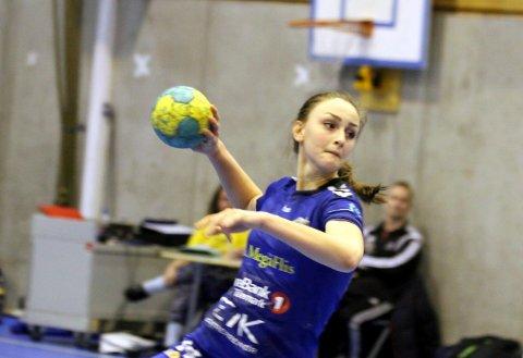Susanne Pettersen scoret 4 mål mot Stavanger.