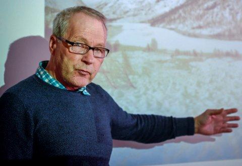 Ståle Lysfjord er nå blitt prosjektleder i ei kommunal gruppe som skal evaluere alle aspekter rundt storflommen Sally.