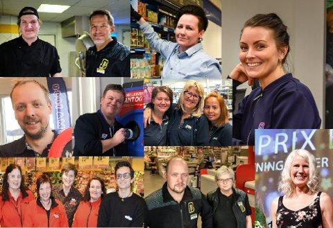 Næringsministeren takker alle heltene som jobber i dagligvarebutikkene i Nordland.