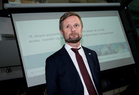 Hjertestarterregister: 3. april lanserte helseminister Bent Høie et offentlig hjertestarterregister i Norge.