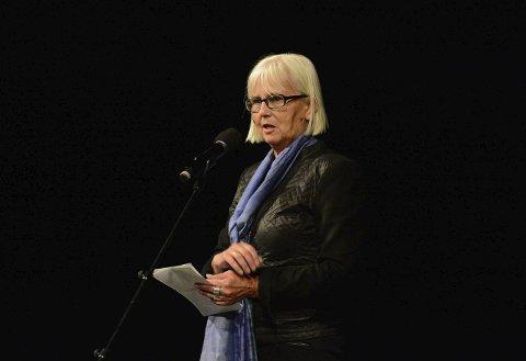 Fylkesmann Helen Bjørnøy.