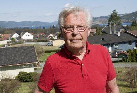 JEVNAKER: Kåre Ivar Arnesen har vært mye på farten, men hjemstedet står hjertet nærmest.