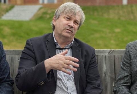 IKKE UTMELDT: Kjell B. Hansen er fortsatt Ap-medlem, men vil ikke delta i lokalpolitikken.