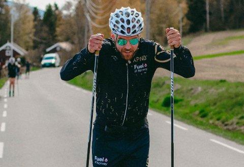 SATSER VIDERE: Tord Asle Gjerdalen har ingen hast med å bli lege. Fortsatt er det skisatsing som står i sentrum for 37-åringen.