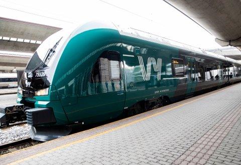 FLERE AVGANGER: I ny NTP skal det ligge penger til en forbedring av togtrafikken mellom Lillestrøm og Oslo.