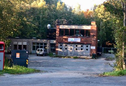 KLAGDE PÅ LUKT: Beboere rundt renseanlegget på Lahell klagde på lukt i 2018.